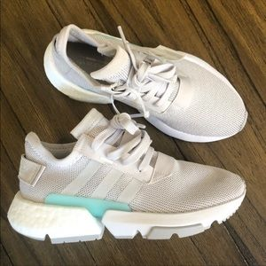 Adidas Pod-s light grey casual workout sneakers